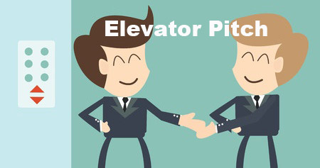 An Elevator Pitch – Inside an Elevator