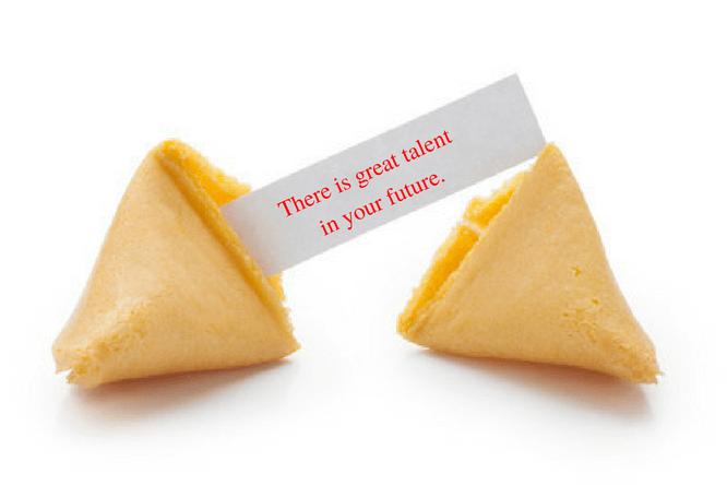 fortune cookie, copywriter, marketing